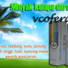 "VCOFERA ""virgin coconut oil"""